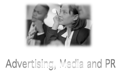 Advertising, Media & PR