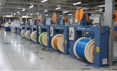 Oman Optic Fiber Plant