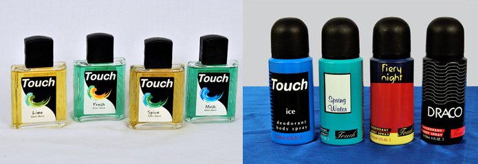 Touch Deo & Aftershaves