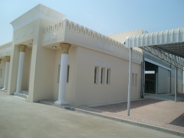 aOMSC Sohar Offices & Warehouse